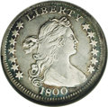 Early Half Dimes: , 1800 H10C LIBEKTY--Cleaned--ANACS. XF45 Details. V-2, LM-3, R.4.Dashes of electric-blue and honey-brown color visit this p...
