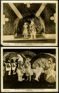 "Movie Posters:Fantasy, Alice in Wonderland (Paramount, 1933). Photos (9) (11"" X 14"") and(28) (8"" X 10"").. ... (Total: 37 Items)"