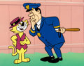 Animation Art:Presentation Cel, Top Cat Color Model/Publicity Cel (Hanna-Barbera, 1989)....
