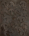 Photographs:20th Century, Naomi Savage (American, b. 1927). Meadows Mushrooms, 1967. Photo-engraving. 9-1/2 x 7-1/2 inches (24.1 x 19.1 cm). The p...