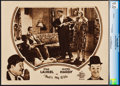 "Movie Posters:Comedy, That's My Wife (MGM, 1929). CGC Graded Lobby Card (11"" X 14"").. ..."
