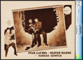 "Movie Posters:Comedy, Habeas Corpus (MGM, 1928). CGC Graded Lobby Card (11"" X 14"").. ..."