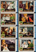 "Movie Posters:Drama, Black Narcissus (Rank, 1947). CGC Graded Lobby Card Set of 8 (11"" X 14"").. ... (Total: 8 Items)"