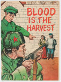 Golden Age (1938-1955):War, Blood Is the Harvest #nn (Catechetical Guild, 1950) Condition:GD-....
