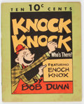 Magazines:Humor, Knock Knock Who's There #801 (Dell, 1936) Condition: FN....