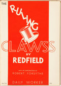Books:Fiction, Redfield [pseudonym, Syd Hoff]. The Ruling Claws's. NewYork: The Daily Worker, 1935....