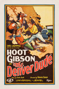 "Movie Posters:Western, The Denver Dude (Universal-Jewel, 1927). One Sheet (27"" X 41"")....."