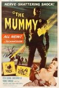 "Movie Posters:Horror, The Mummy (Universal International, 1959). Poster (40"" X 60"").. ..."
