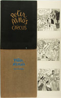 Books:Art & Architecture, [Cartoons]. Peter Arno. Pair of Cartoon Collections, Plus Loose Plates. Various publishers, Circa 1931 - 1944.... (Total: 2 Items)