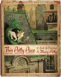 Books:Art & Architecture, [Cartoons]. Mary Petty. James Thurber, preface. This Petty Pace. New York: Alfred A. Knopf, 1945....