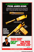 "Movie Posters:James Bond, The Man with the Golden Gun (United Artists, 1974). Flat Folded OneSheet (27"" X 41"") Advance.. ..."