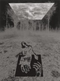 Photographs, Jerry Uelsmann (American, b. 1934). Untitled, 1976. Gelatin silver. 13-1/4 x 10 inches (33.7 x 25.4 cm). Intialed and da...