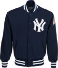 Baseball Collectibles:Uniforms, 1990's Bobby Murcer Worn New York Yankees Jacket....