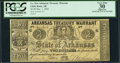 Obsoletes By State:Arkansas, (Little Rock), AR-Arkansas Treasury Warrant $2 Dec. 1, 1862 Cr. 36A. ...