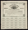 Confederate Notes:Group Lots, Ball 124 Cr. 100 $1000 1861 Bond Very Fine.. ...