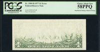 Fr. 1909-D $1 1977 Federal Reserve Note. PCGS Choice About New 58PPQ
