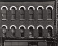 Photographs, Aaron Siskind (American, 1903-1991). Chicago, 1960. Gelatin silver, printed later. 17-1/4 x 21-3/4 inches (43.8 x 55.2 c...