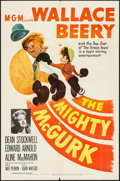 "Movie Posters:Drama, The Mighty McGurk (MGM, 1946). One Sheet (27"" X 41""). Drama.. ..."