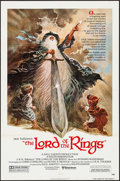"Movie Posters:Animation, The Lord of the Rings (United Artists, 1978). One Sheet (27"" X41""). Animation.. ..."