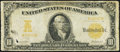 Large Size:Gold Certificates, Fr. 1172* $10 1907 Gold Certificate Star Very Good.. ...