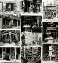 Books:Prints & Leaves, [Shops, Shopping]. Archive of Approximately 110 PhotographsRelating to Shops and Shopping....