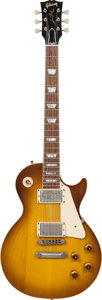 Musical Instruments:Electric Guitars, 1995 Gibson Historic Series R-8 Les Paul Standard Sunburst Solid Body Electric Guitar, Serial # 8 5111....