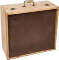 Musical Instruments:Amplifiers, PA, & Effects, 1960 Gibson GA-100 Tweed Bass Guitar Amplifier....