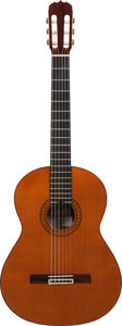 Musical Instruments:Acoustic Guitars, 1973 Jose Ramirez Natural Classical Guitar, Serial # R1058....
