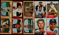 Baseball Cards:Lots, 1953-55 Topps and Bowman Baseball Collection (76)....