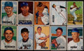 Baseball Cards:Sets, 1951 Bowman Baseball Partial Set (121/324). ...