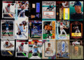 Baseball Cards:Lots, 1995-2007 Baseball Certified Autograph Collection (18)....