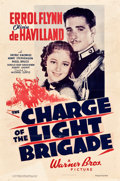 "Movie Posters:Action, The Charge of the Light Brigade (Warner Brothers, 1936). One Sheet(27"" X 41"").. ..."