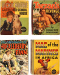 Big Little Book:Miscellaneous, Big Little Book Group of 8 (Whitman, 1930s).... (Total: 8 ComicBooks)