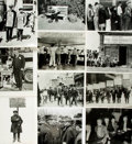 Books:Prints & Leaves, [Unemployment]. Collection of Twenty-Six Photographs and PressPrints Relating to Unemployment....