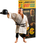 "Movie Posters:James Bond, Goldfinger: Oddjob (Gilbert, 1965). Action Figure in OriginalPackaging (4.5"" X 4.5"" X 12.5""). ..."