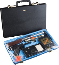 James Bond 007 Shooting Attaché Case (Multiple Toymakers, 1965). Shooting Attaché Case Toy in Original Pac...