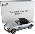 Movie Posters:James Bond, The World is Not Enough - Kyosho Die-Cast BMW Z8 Collectible(Kyosho, 2000). Die-Cast 1:12 Car Collectible in Original Packa...