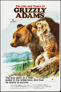 "Movie Posters:Adventure, The Life and Times of Grizzly Adams (Sunn Classic, 1974). OneSheets (2) (27"" X 41""), Lobby Card (11"" X 14""), and Photo (8"" ...(Total: 4 Items)"
