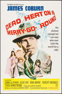 "Dead Heat on a Merry-Go-Round & Others Lot (Columbia, 1966). One Sheets (5) (27"" X 41""). Crime. ... (Total..."