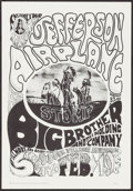 "Movie Posters:Rock and Roll, Tribal Stomp at The Fillmore Auditorium (Family Dog, 1966). ConcertPoster No. 1-2 (14"" X 20.25"") 2nd Printing. Rock and Rol..."