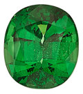 Estate Jewelry:Unmounted Gemstones, Unmounted Tsavorite Garnet. ...