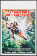 "Movie Posters:Adventure, Romancing the Stone & Others Lot (20th Century Fox, 1984).Belgian Posters (3) (14"" X 21.25"" & 14"" X 21.5). Adventure..... (Total: 3 Items)"