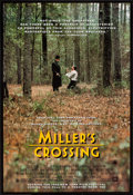 "Movie Posters:Crime, Miller's Crossing & Other Lot 20th Century Fox, 1990). One Sheets (2) (27"" X 41"") DS Advance. Crime.. ... (Total: 2 Items)"