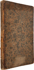 Miscellaneous:Newspaper, Bound Volume VI of The Liberator, Published by Isaac Knappand Edited by William Lloyd Garrison....