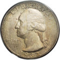 Washington Quarters: , 1932-D 25C MS63 PCGS. The key-date 1932-D is most commonly found inAG and Good condition, suggesting that these coins were...
