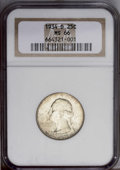 Washington Quarters: , 1934-D 25C Heavy Motto MS66 NGC. Tan and navy-blue freckles endowthis highly lustrous and nicely preserved better date qua...