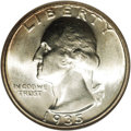 Washington Quarters: , 1935-D 25C MS67 NGC. John Feigenbaum, in his treatise TheComplete Guide to Washington Quarters, says of the '35-Dthat...