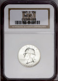 Washington Quarters: , 1963-D 25C MS67 NGC. This remarkable Superb Gem has a fine-grainmatte texture, as made. Satin luster sweeps unencumbered b...