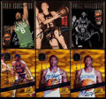 Basketball Cards:Lots, 1994 Action Packed & Signature Rookies Signed Card Collection(6)....
