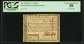Colonial Notes:Massachusetts, Massachusetts May 5, 1780 $5 Pen Cancel PCGS Choice About New 58.. ...